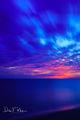 Fluid Sunset print
