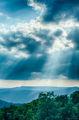 Heavens Light print
