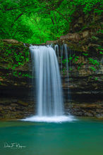Richland Creek Arkansas, rivers streams and waterfalls gallery, water fall