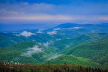 Blue Ridge Parkway,Mountains,Spring 2013
