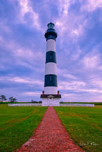 Bodie Island Lighthouse. Outer Banks,Coastal Photos from the Eastern Seaboard Gallerie,Morning Light,North Carolina
