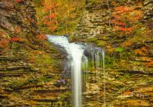 Arkansas, Fall 2018, River Streams and Waterfalls Gallery., cedar falls
