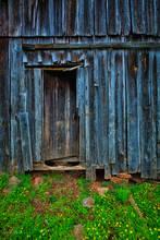 old house and door,rural Arkansas