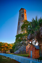 Bald Head Island,North Carolina,Old Baldy Lighthouse,sunrise