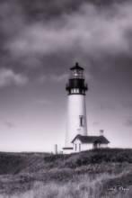 Yakina Head Lighthouse Oregon.