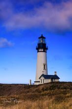 Yakina Head Lighthouse Oregon.