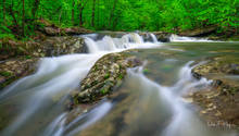 Spring 2017, Upper Buffalo Wilderness Area, Whitaker Creek Arkansas, ozark national forest, rivers streams and waterfalls gallery, water flow, waterfall