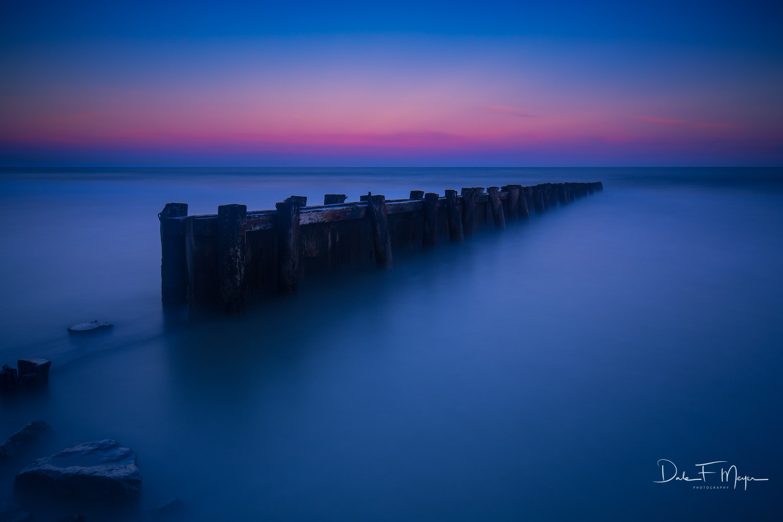 Costal,Pier,long exposure,sunset, photo