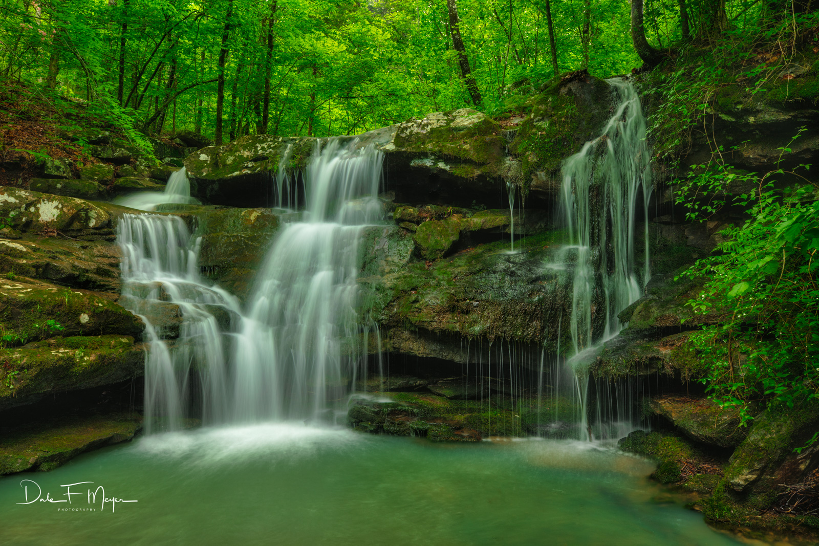 Sometimes in my photographic journey I find a place deep in the wilderness of Arkansas so peaceful that I simply want to sit...
