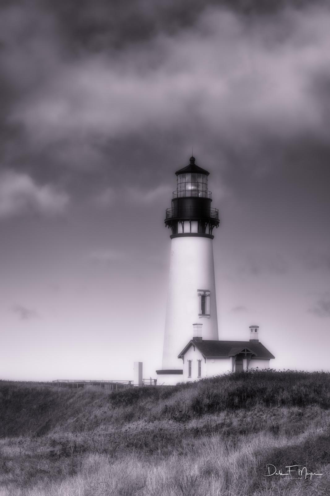 Yakina Head Lighthouse Oregon., photo