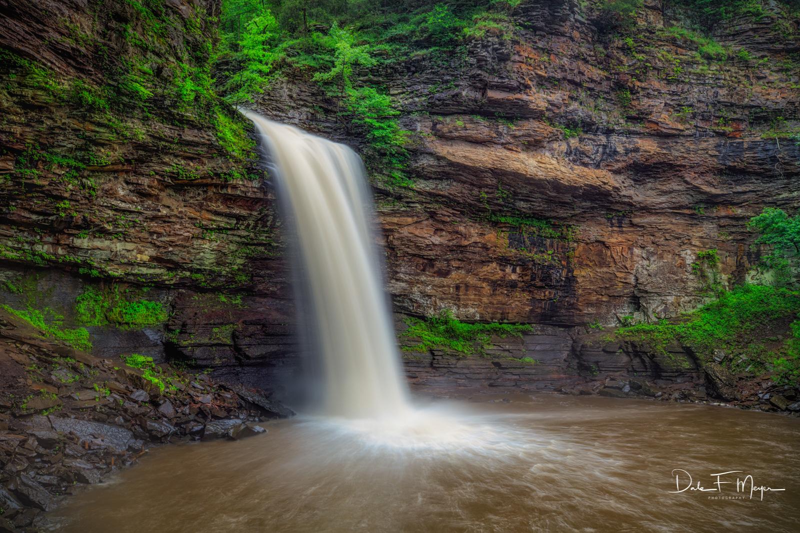 Arkansas, Cedar Creek Canyon, Petit Jean Mountain, Spring 2017, cedar falls, photo